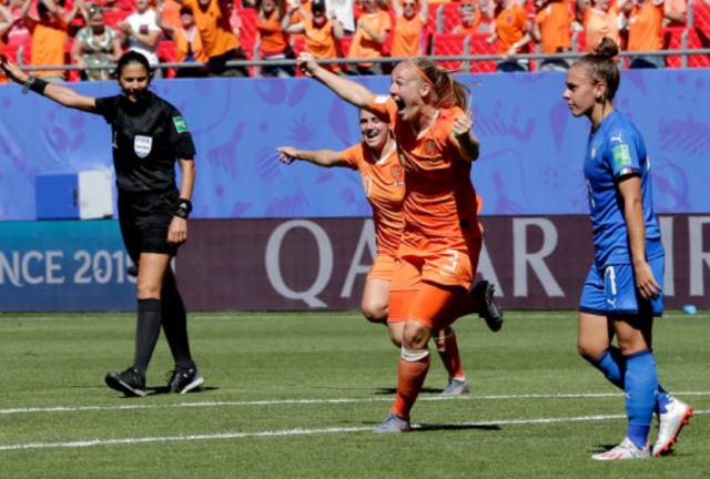 Holanda femenino