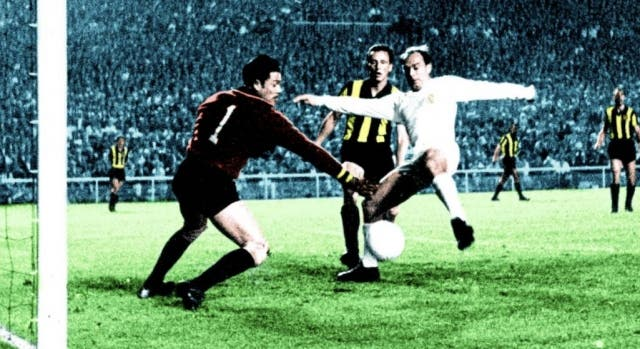 Real Madrid 1960