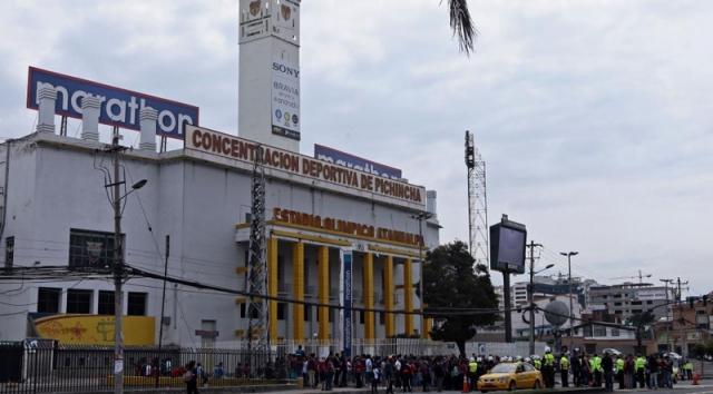 Estadio Olimpico Atahualpa 3