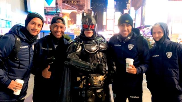 IDV y Batman