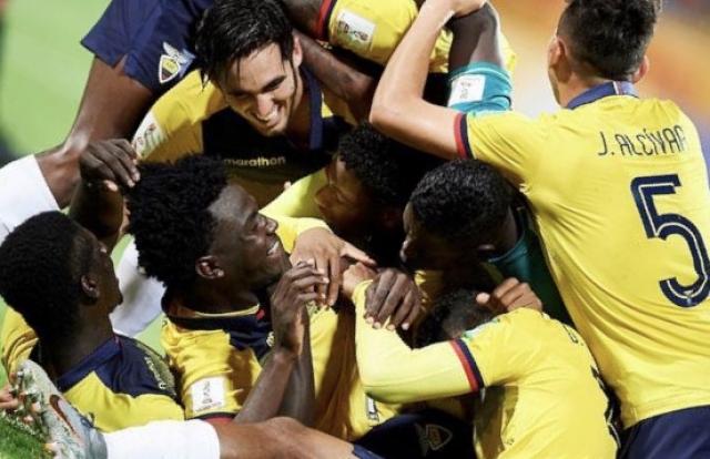 Ecuador Sub 20 20