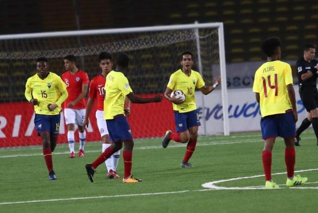 Ecuador Sub 17 3