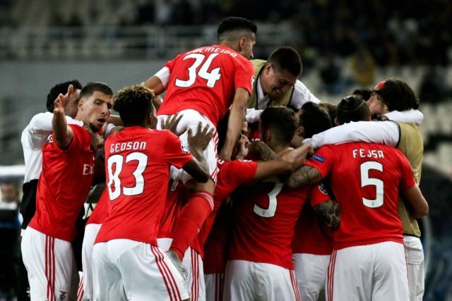 Benfica 3