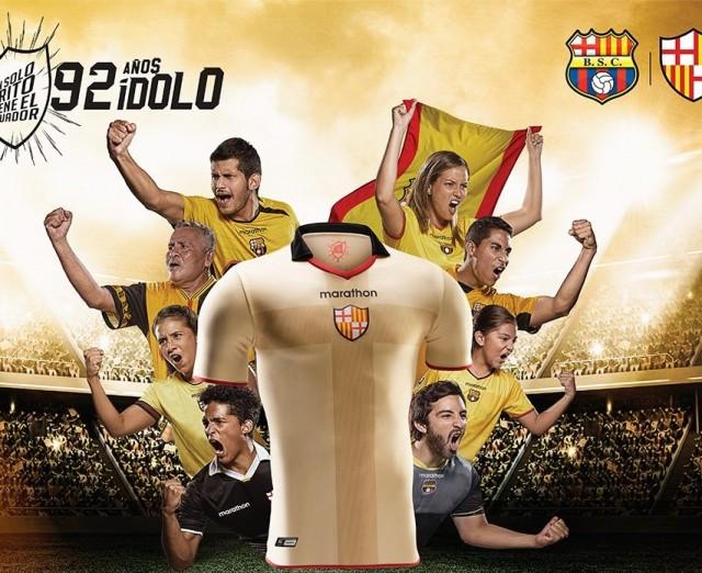 Camiseta Barcelona 2
