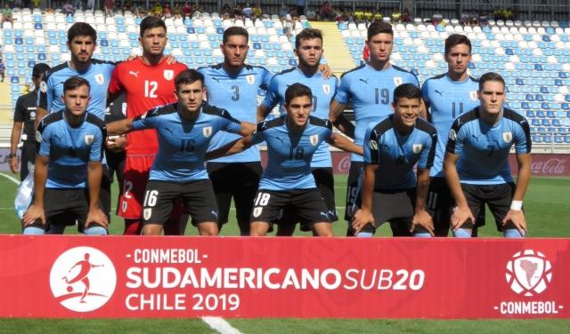 Seleccion Uruguay Sub 20