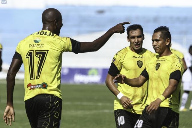Fuerza Amarilla 6