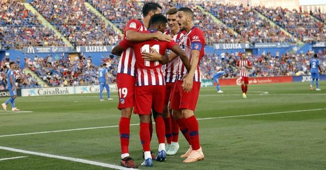 Atletico de Madrid 3