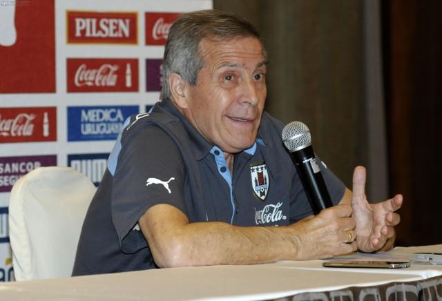 Oscar Tabarez 3