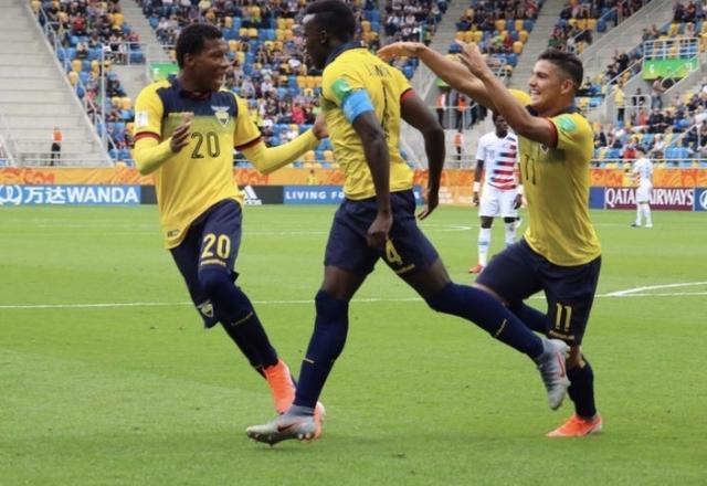 Ecuador Sub 20 18