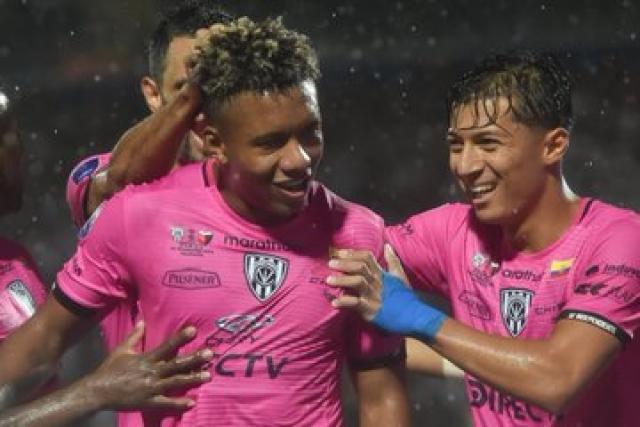 Independiente del Valle 39