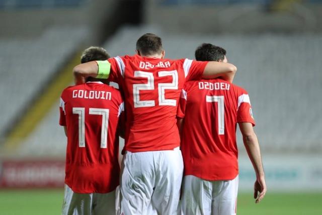 Selección Rusia