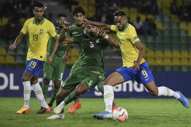Brasil Sub23 3