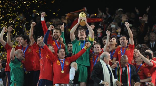 España 2010