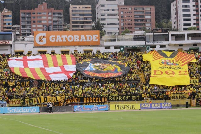 Estadio Atahualpa BSC