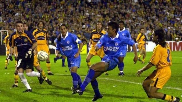 Cruz Azul 2001