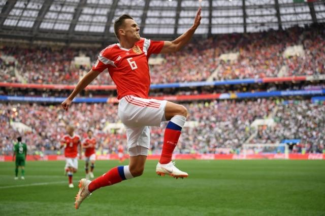 Selección Rusia 2