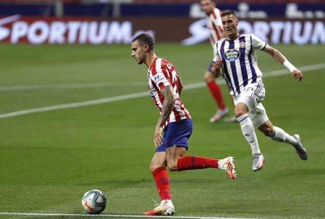 Atletico de Madrid 14