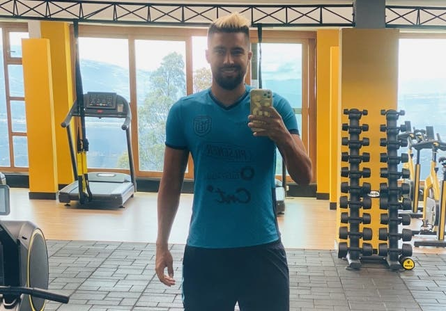 Cristian Noboa Sel 3