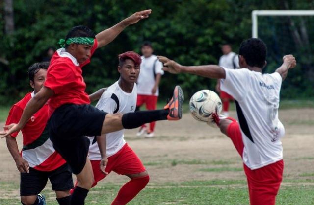 Futbol Indigena
