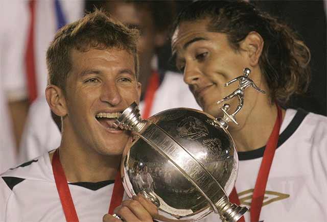 Liga campeon liber5
