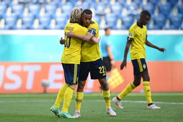 Selección Suecia 2