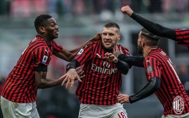 AC Milan 6