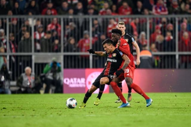 Bayern Leverkusen 2