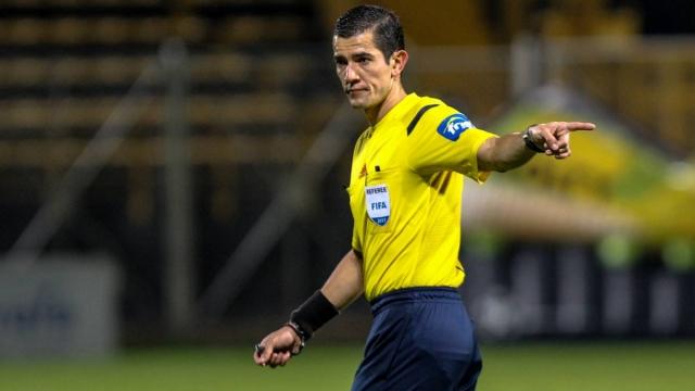 arbitro Andres Rojas