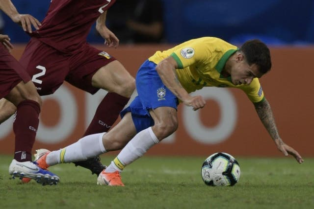 Seleccion Brasil 2