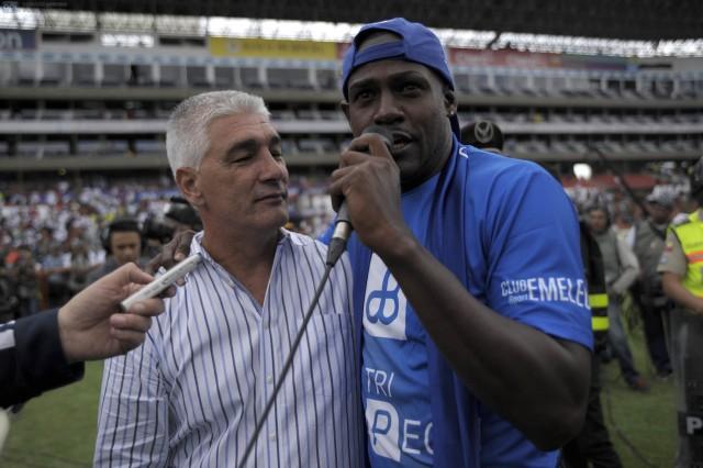 Omar De Felippe Tricampeón