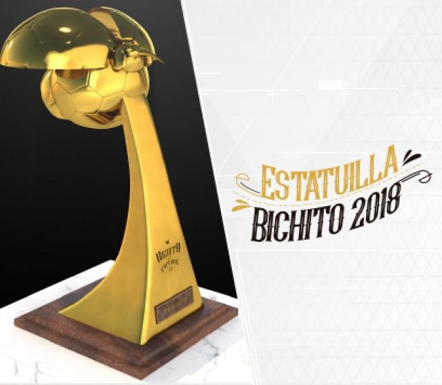 Bichito del Fútbol 2018