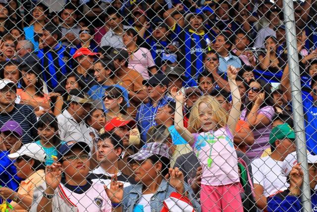 Hinchada Independiente