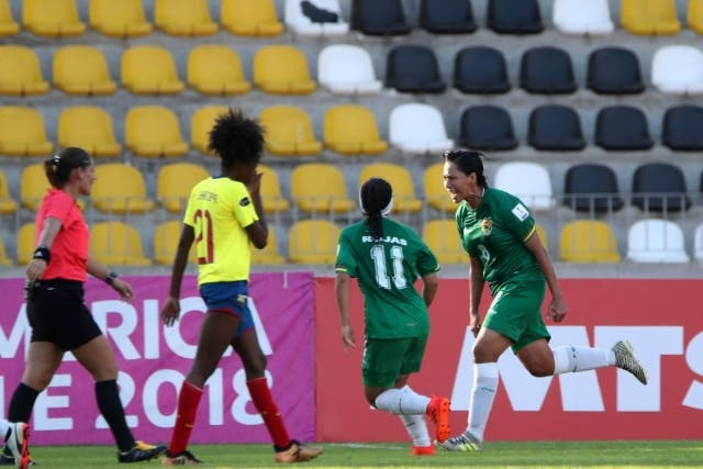 Selección Bolivia Femenina