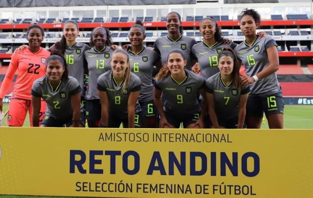 Ecuador Femenino 4