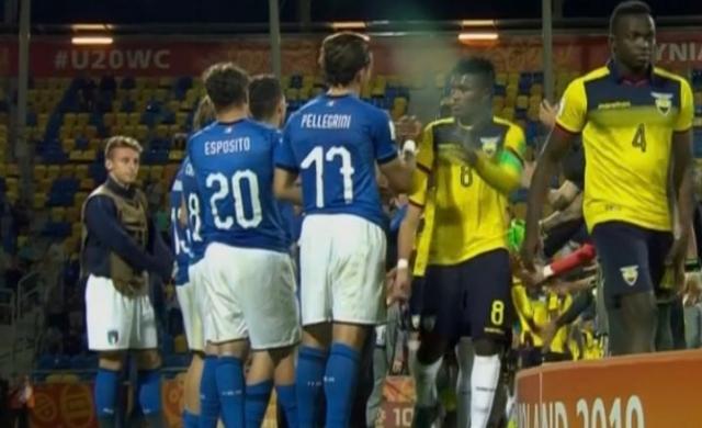 Ecuador Sub 20 21