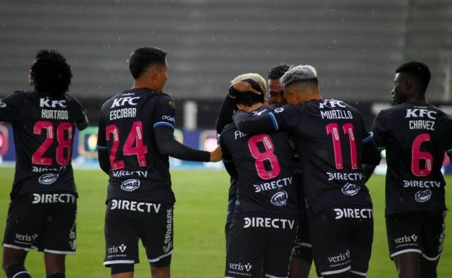 Independiente del Valle 11