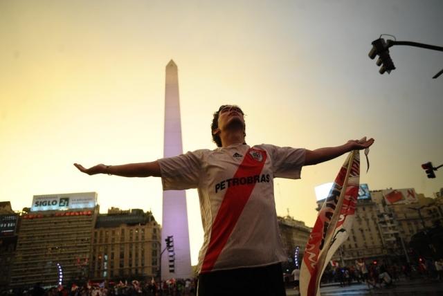 Hinchada River Plate