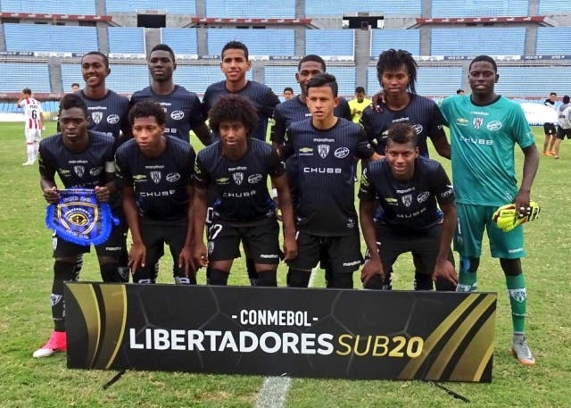 Independiente del Valle Sub 20 5