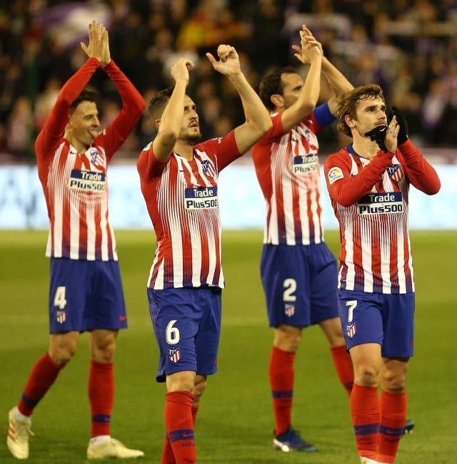 Atletico Madrid 2