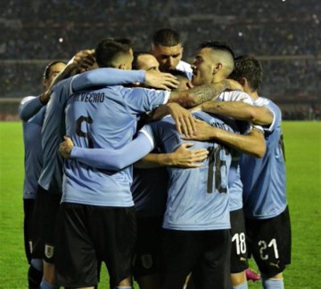 Seleccion Uruguay 3