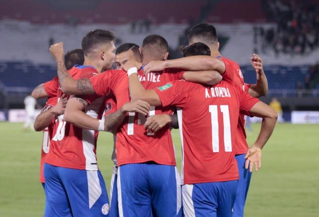Seleccion Paraguay 4