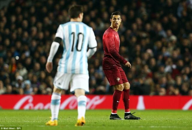 Cristiano Ronaldo Sel