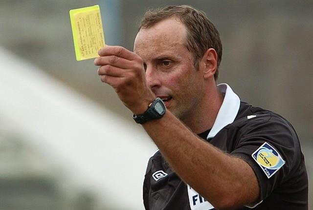 arbitro Daniel Fedorczuk