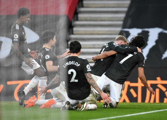 Manchester United 5