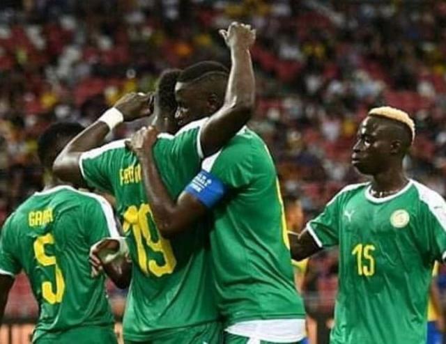 Selección Senegal