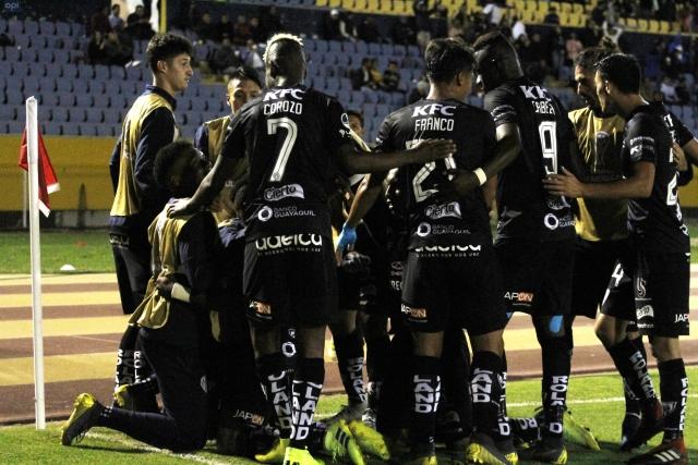 Independiente del Valle 22