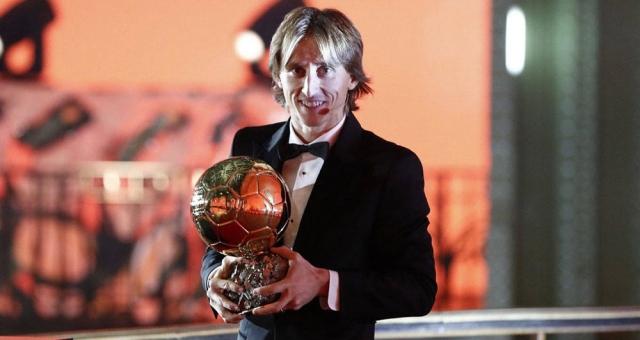 Luka Modric 8