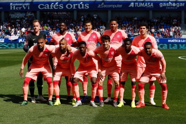 FC Barcelona 10