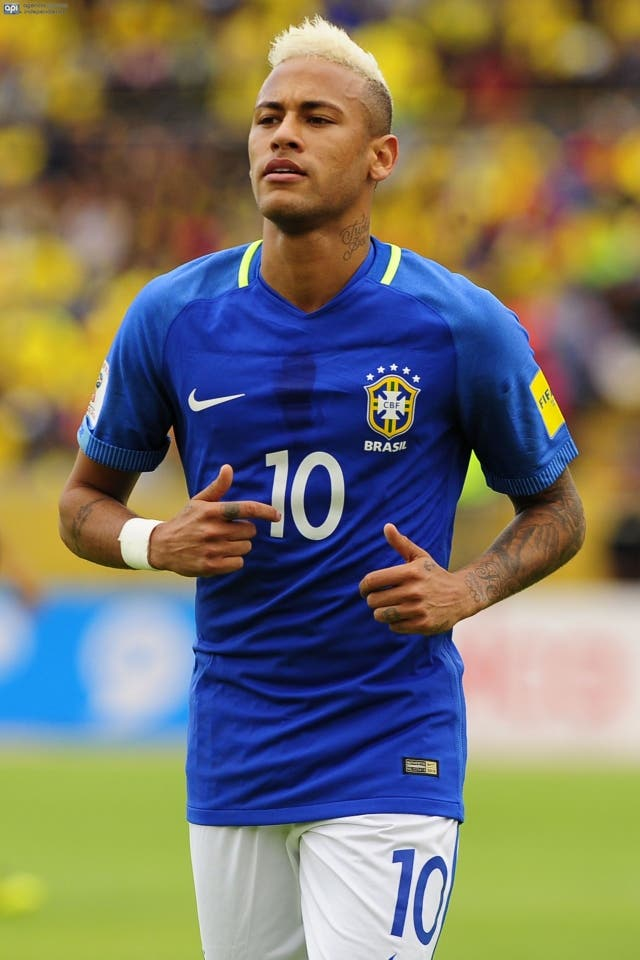 Neymar Sel