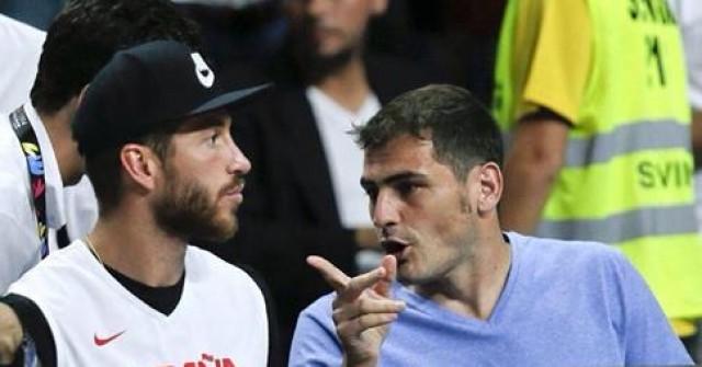 Sergio Ramos y Casillas